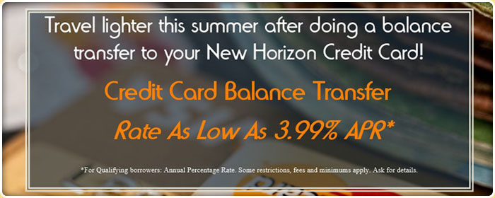 Credit Card Balance Transer. 3.99% APR.